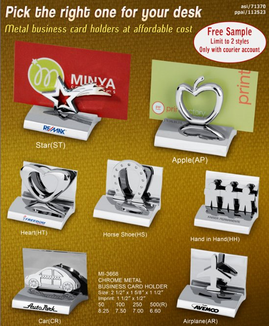 Business Card Holder Special
